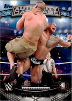 2016 Topps WWE Perspectives The Authority #6A The New Day