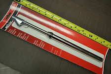 Straight Foot Dual Head Chuck Service Tire Gauge Milton S-986