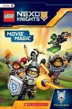 Movie Magic (Lego Nexo Knights: Reader) by Rebecca L Schmidt (Paperback /...