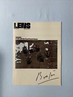 Vintage Lens Magazine Sept/Oct 1977 - Brassai, A Talk With The Great Master