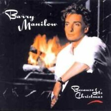Manilow, Barry - Because It's Christmas CD NEU