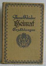 Anna Schieber - HEIMAT - Erzählungen