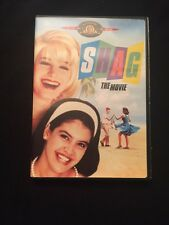 SHAG, The Movie DVD Phoebe Cates Bridget Fonda Authentic USA Version
