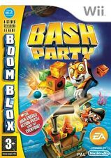 BOOM BLOX BASH PARTY WII PAL