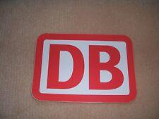 "KEKS - Aufkleber ""Deutsche Bahn"" Emblem.... aktuelle Version 10,5 x 7,3cm!!!"