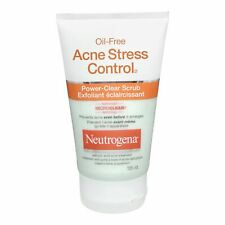 Neutrogena Oil Free Acne Stress Control Power-Clear Scrub with Salicylic Acid