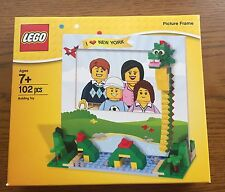 Lego New York PICTURE FRAME and MAGNET Lot Of 2 NEW