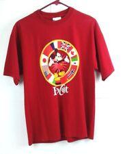 Walt Disney World Epcot Micky Mouse T-Shirt Sz M