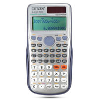 Scientific Calculator FX-991ES PLUS Advanced 417 Functions for A-Level Student