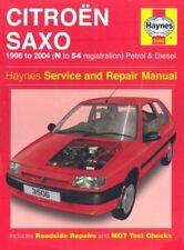 Citroen Saxo Petrol and Diesel Service and Repair Manual: 1996 to 2004 (Haynes