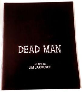 Dossier de presse DEAD MAN - Jim JARMUSCH - Excellent état