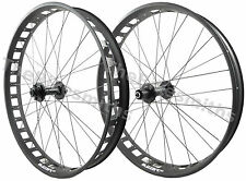 Alex Blizzerk 80 150mm Thru-Axle 190mm QR 10s Fat Bike Front & Rear Wheelset