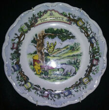 "Royal Doulton Winnie the Pooh Collection ""The Rescue"" 8"" Plate Fine Bone China"