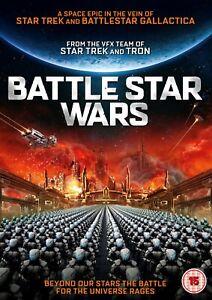 BATTLESTAR WARS (RELEASED 23RD MARCH) (DVD) (NEW)
