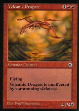 Volcanic Dragon   EX   Portal   Magic MTG