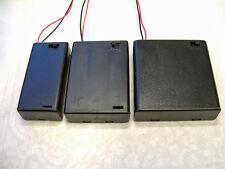 2 X Aaa Caja de batería con interruptor titular Hobby Modelo Juguete