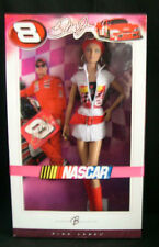 Barbie Dale Earnhardt Jr. Nascar Doll NIB MINT