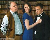 Rupert Vansittart Autograph - Signed10x8 Photo - Hand Signed and Genuine - AFTAL