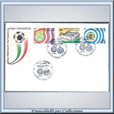 Mondiali Calcio Italia Genova Stadio Ferraris 11-6-1990