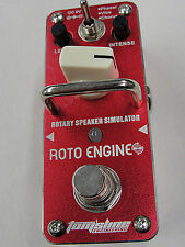 Tom's Line Engineering ARE-3 ROTO ENGINE Rotary Speaker Sim Guitar Effects Pedal