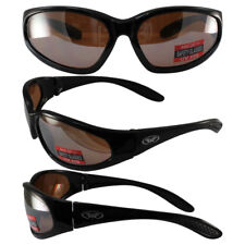 Hercules UNBREAKABLE Safety Sunglasses-Driving Mirror Lenses-NO BROKEN GLASSES!!