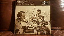 The Quintet Of The Hot Club Of France – Swing '35-'39 (ECM2051) 1970