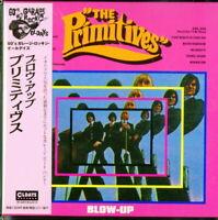 PRIMITIVES-BLOW-UP-JAPAN MINI LP CD BONUS TRACK C94
