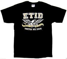 EVERY TIME I DIE EAGLE Logo T-shirt Hardcore Punk Metalcore Tee Adult MEDIUM New