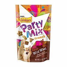 Friskies Party Mix - Wild West Crunch