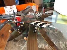 Franklin Mint 1:48 P-47 Thunderbolt D Day Stripes Ace F Gabreski
