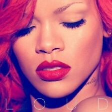 "RIHANNA ""LOUD"" CD 11 TRACKS NEU"