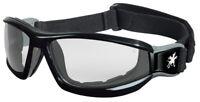 Jackson Safety V80 WildCat Safety Goggles Black Frame Clear Lens ... 59b8c2807c