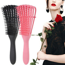 The EZ Detangler Hair Brush Anti-Static Scalp Comb Salon Hair Massage Tools