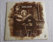 "Mark JAMES "" S/T "" USA Orig LP BELL 1117 (1973) folk rock  -SEALED!! cut out"