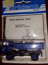 HO Trident 1:87  90070  MAN F8,, THW  Kit NIP