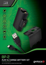 Ladekabel Gioteck USB Play & Charge Battery Kit Xbox One Zubehör