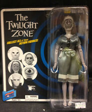 TWILIGHT ZONE ALICIA ACTION FIGURE BIF BANG POW! MEGO STYLE EP. 7 THE LONELY