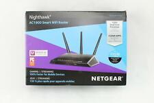 NETGEAR Nighthawk Smart WiFi Router R7000 AC1900 Wireless Speed up to 1900 Mbps