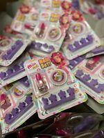 X50 Kids Mia & Me Nail Polish Set Bulk Joblot Wholesale Toy Girl Party Bag Gift
