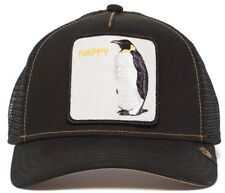 Goorin Bros. Animal Farm Trucker Baseball Hat Cap Happy Feet Emperor Penguin