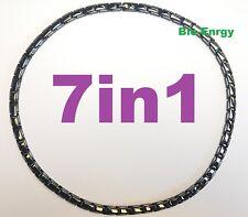 Pure Titanium Magnets necklace Power Energy Bio Balance GERMANIUM 7in1 Halskette