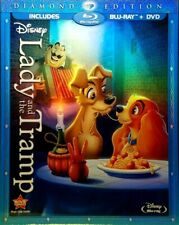 Lady And The Tramp Region Code 1 Us Canada Dvds And 2010 2019 Release Year Blu Ray Discs For Sale In Stock Ebay