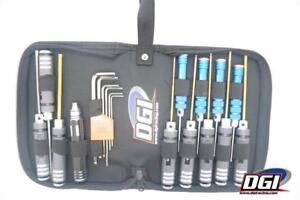rc tool case  ball hex allen  tools set quadcopter car