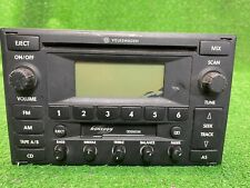 OEM Volkswagen Clarion Car Radio Model PU-2354A-C Series 0201926 12V 80W