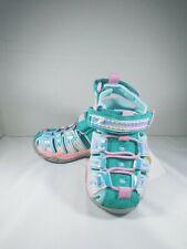 Infant Mint Green Girls Sandal Shoe