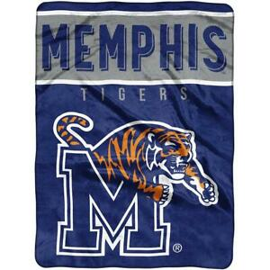 The Northwest Company Memphis Tigers Basic Raschel Blanket