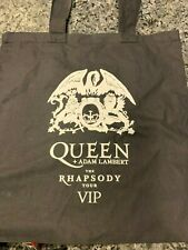 "Queen Bohemian Rhapsody ""The Rhapsody Tour"" Vip swag bag (empty)"