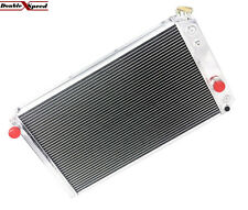 Fit  82-02 Chevy S10 V8 Conversion ONLY 3 Row Performance RADIATOR