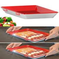 Creative Food Preservation Tray Healthy Kitchen Tools Storage Container Set Home