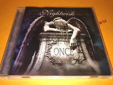 NIGHTWISH cd ONCE (final TARJA TURUNEN) hits NEMO wish i had angel SIREN kuolema